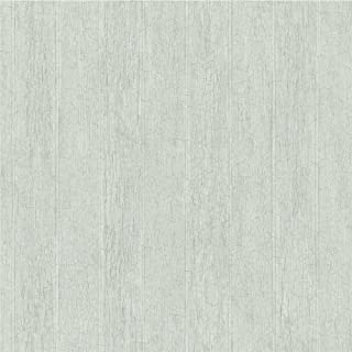 York Wallcoverings GD5460 English Hills Bead Board Wallpaper, Pale Grey/Green/Grey/Taupe