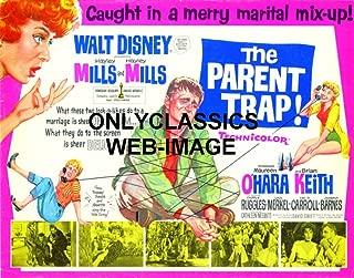 the parent trap 1961 poster