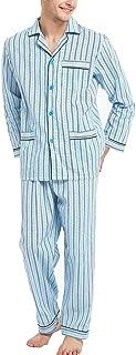 mens drawstring pajama sets