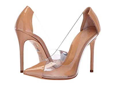 Schutz Cendi (Honey Beige) High Heels