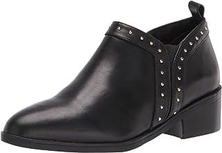 Bella Vita جزمات للكاحل للنساء, (جلد أسود), 36 EU