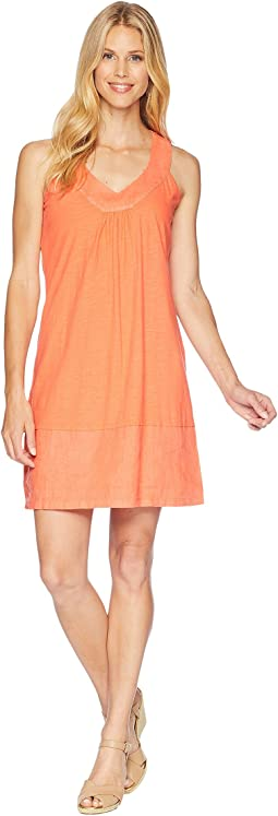 Tommy Bahama Arden Sleeveless Flounce Dress