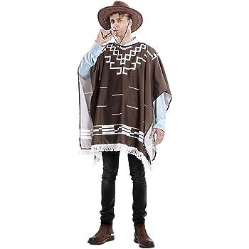 Clint Eastwood Style Spaghetti Western Cowboy Poncho Movie Prop by ...
