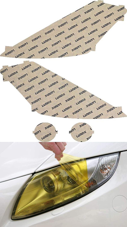 El Paso Mall Long-awaited Lamin-x Custom Fit Yellow Headlight Murano Nissan for Covers 03