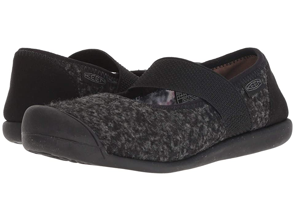 Keen Sienna MJ Wool (Black/Steel Grey) Women