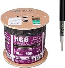 Best belden rg6 quad shield coaxial cable Reviews