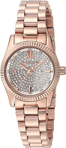 Pave Rose Gold