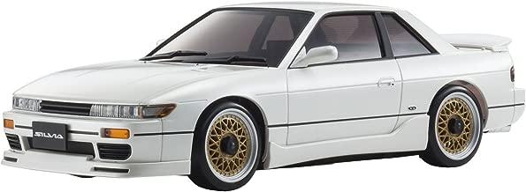 Kyosho Mini-Z MA-020S White Nissan Silvia S13 Auto Scale Body Set