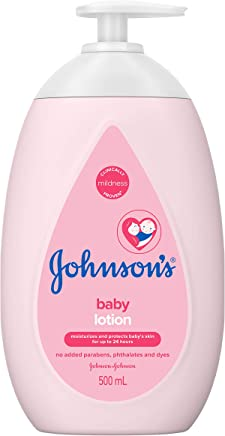 Johnson's Baby Regular Lotion, 500ml