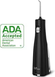 Waterpik Cordless Freedom ADA Accepted Oral Irrigator, Battery Operated & Portable for Travel & Home, WF 03
