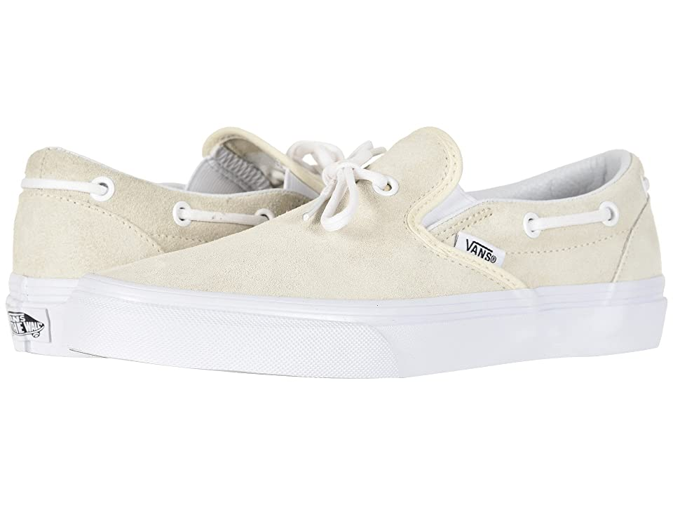 Vans Lacey 72 ((Suede) Leather Lace/Classic White) Skate Shoes