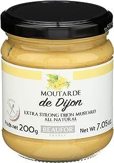 Beaufor, Mustard Dijon Extra Strong, 7.05 Ounce