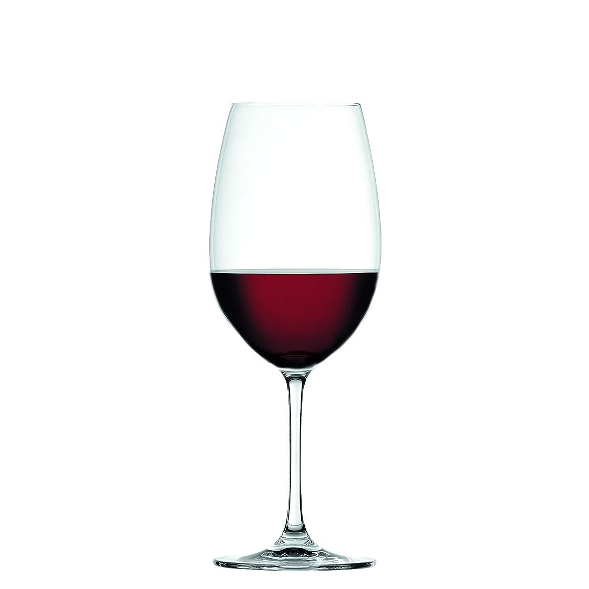 ファイバ砲撃あなたのものシュピゲラウ(Spiegelau) サルーテ ボルドー赤ワイングラス 710cc 4720177 4個入