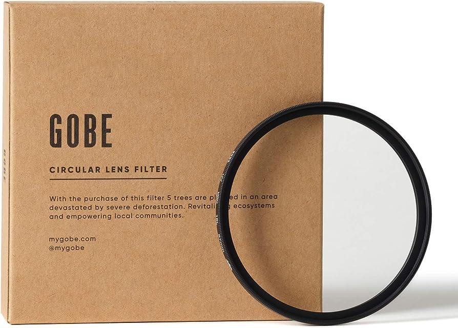 Gobe - Filtro UV para Objetivo 67 mm (3Peak)