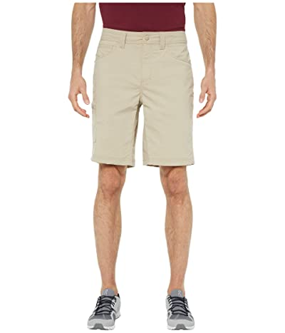 Royal Robbins Active Traveler Stretch Shorts (Khaki) Men