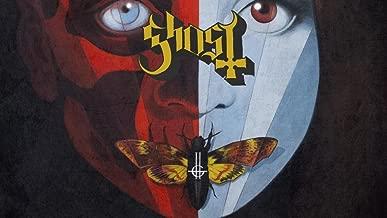 Decor Moyers Hot Ghost Bc. Meliora Cirice 24X36Inch Poster Print