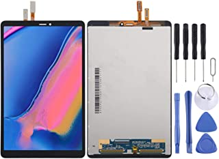 LUZAISHENG LCD Screen and Digitizer Full Assembly Compatible with Galaxy Tab A 8.0 & S Pen SM-P205 LTE Version Touchscreen...