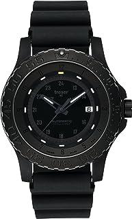 [トレーサー]traser 腕時計 MIL-G AUTO PRO(ミルジー オートプロ) ALL BLACK 替えバンド付 9031565 メンズ 【正規輸入品】