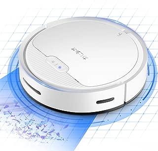 ロボット掃除機 水拭き 床拭きロボット 静音 強力吸引 衝突防止 落下防止 薄型 日本語説明書付き