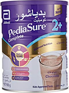 PEDIASURE COMPLETE AND BALANCE NUTRITION  CHOCOLATE FLAVOUR FOR 2-10 YEARS OLD -  900G