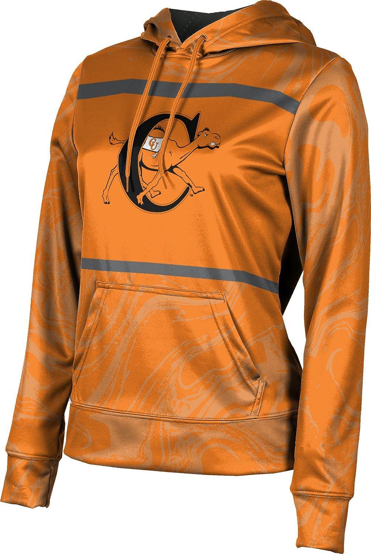 Campbell University Girls' Pullover Hoodie, School Spirit Sweatshirt (Ripple)