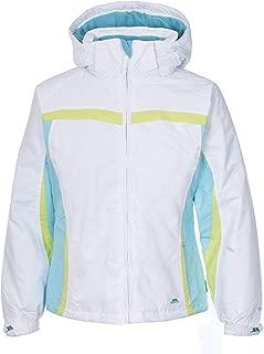 Trespass Tianna Waterproof Girls Ski Jacket Winter Snow Sports Kids Warm Coat