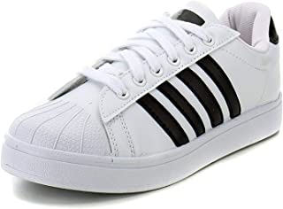 Maddy White Superstar Sport Shoes for Men in Various Sizes