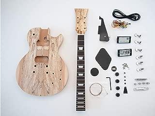 diy build your own guitar kit
