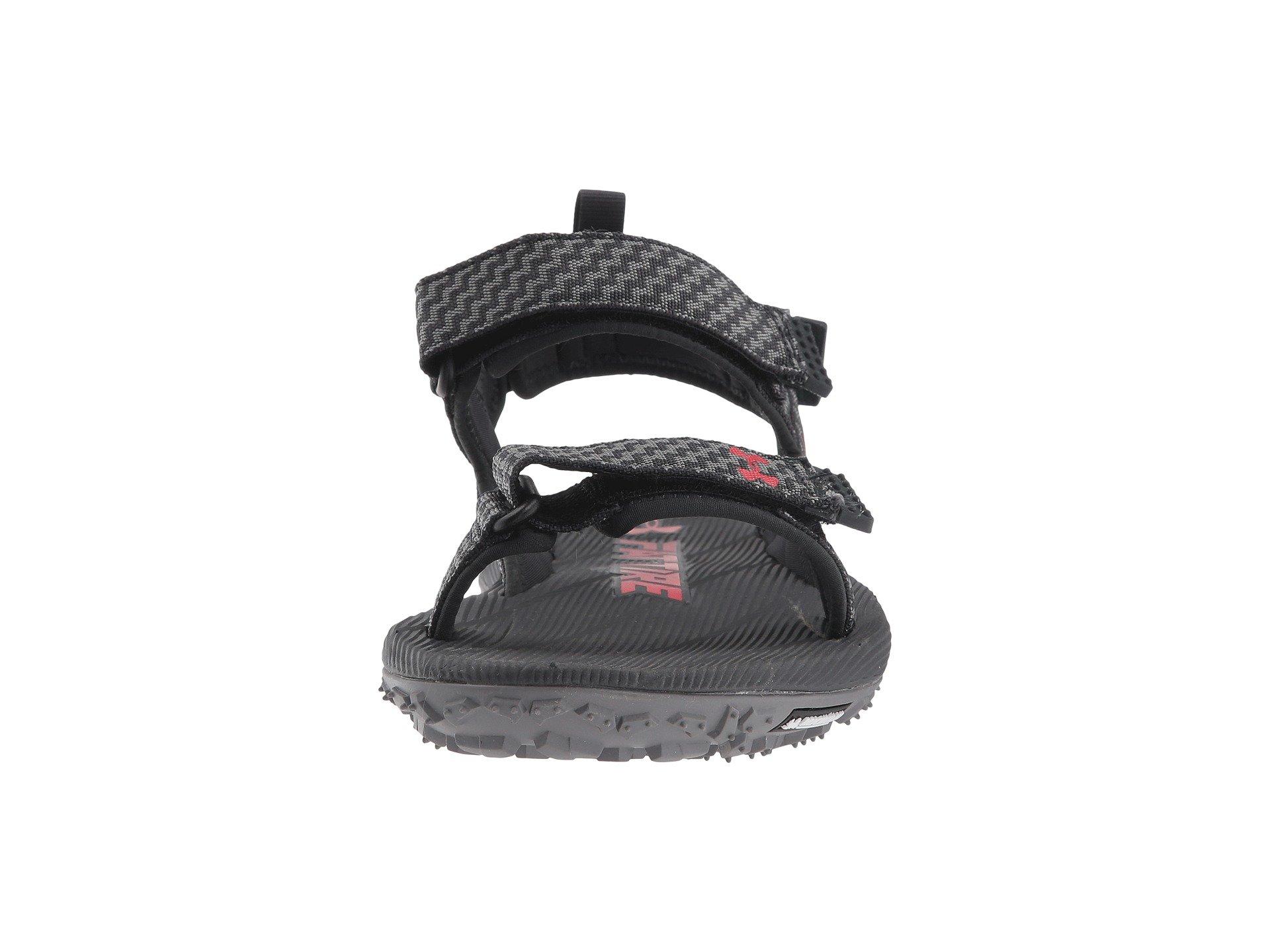 Sandal pierce Gray zinc Fat Armour Ua Under Tire Anthracite wWT6HITq8