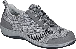 Orthofeet Proven Plantar Fasciitis, Foot and Heel Pain Relief. Extended Widths. Orthopedic Walking Shoes Diabetic Bunions ...