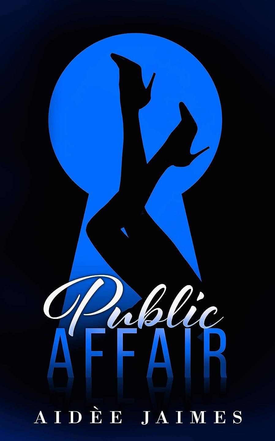 チャップ住む没頭するPublic Affair (The Private Investigation Book 2) (English Edition)