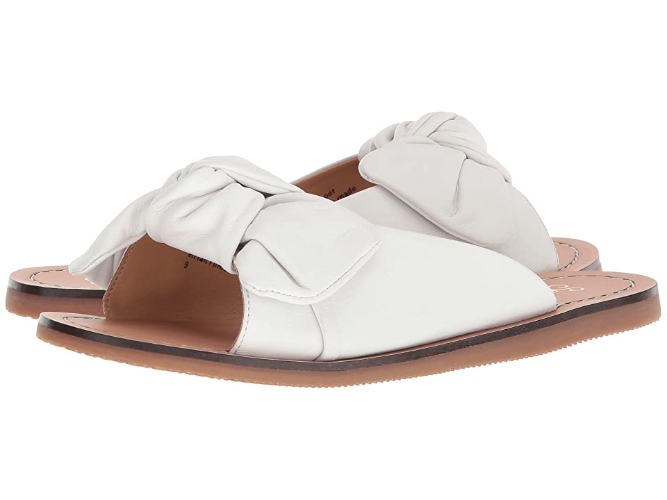 Seychelles Childlike Enthusiasm (White Leather) Women