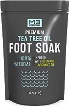 nail fungus soak by M3 Naturals