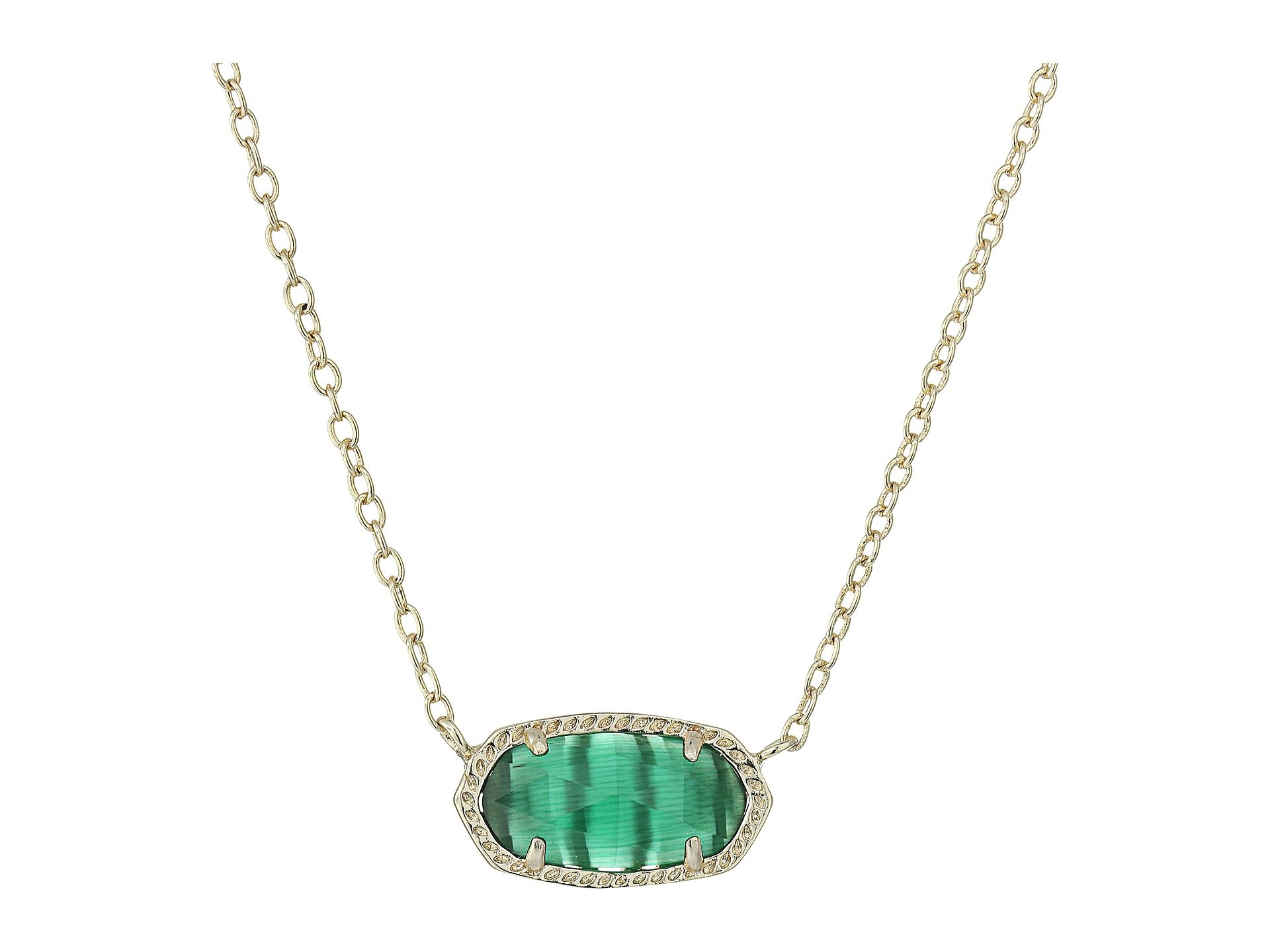 Kendra Scott Elisa Birthstone Necklace At Zappos Com