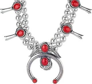 Best large gemstone necklace Reviews