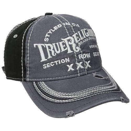 True Religion Men s Triple X Cap 9cd77cee023b