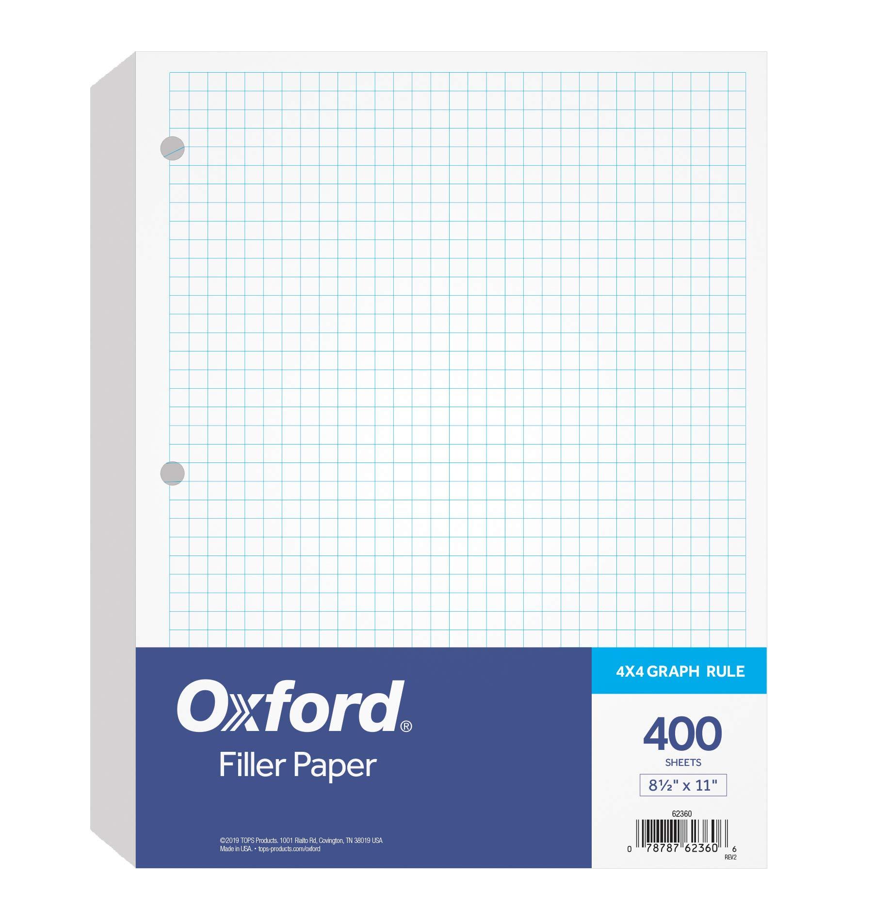 Oxford Punched Loose Leaf Binders 62360
