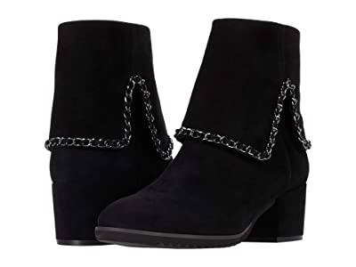 Vaneli Firry (Black Suede) Women