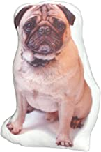 Ugly Pug Dog Decor Stuffed Throw Pillow Cushion Decorative Gift