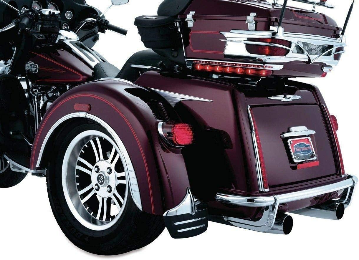 Compatible with 100% quality warranty Kuryakyn Rear Chrome Side Body Max 63% OFF A