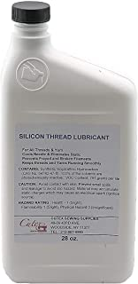 Silicone Sewing Thread Lubricant 28 oz. Bottle