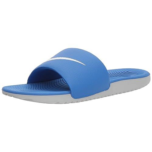 32cd508097 Nike Men's Kawa Slide Athletic Sandal