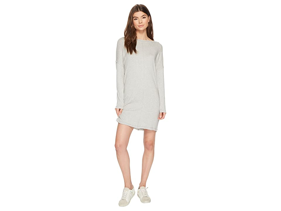 Billabong Only One Dress (Athletic Grey) Women