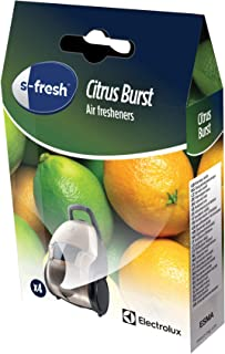 Electrolux s-fresh Citrus Burst, Modell ESMA, Doftkulor till Dammsugare, Citrusdoft