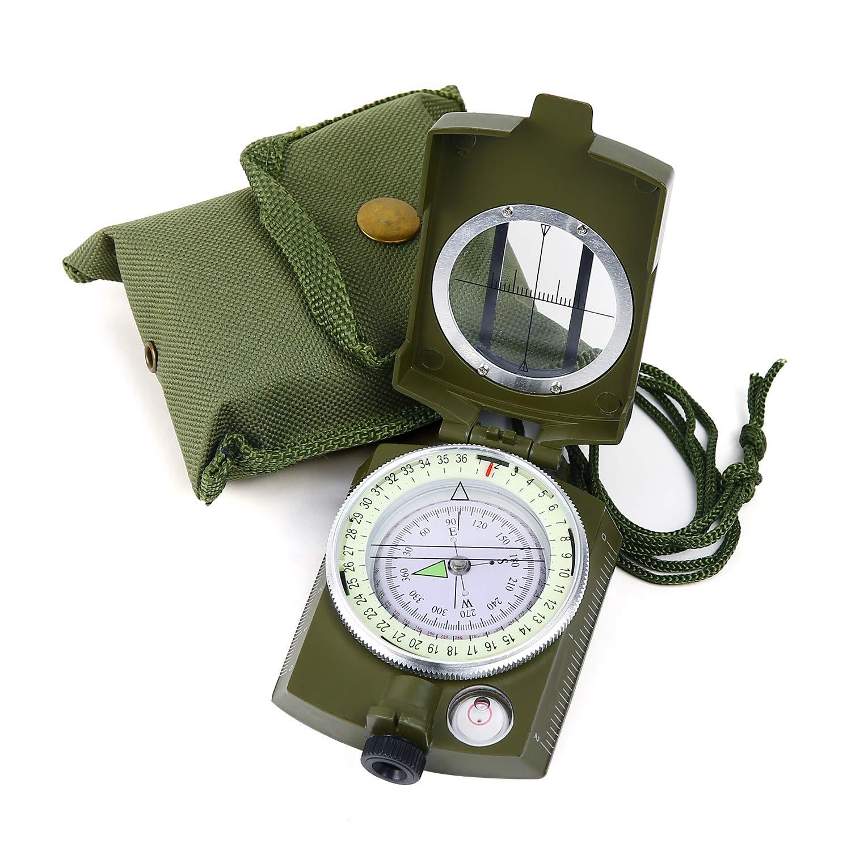 Sportneer Military Lensatic Waterproof Shakeproof