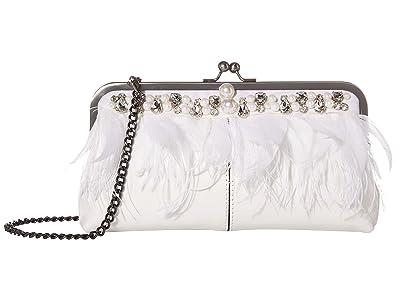 Patricia Nash Anzio Revised Potenaz (White) Handbags