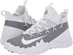 2dc42eda7b8b Nike. Alpha Huarache Elite 2 Turf.  80.00. 4Rated 4 stars. White White Cool  Grey Wolf Grey