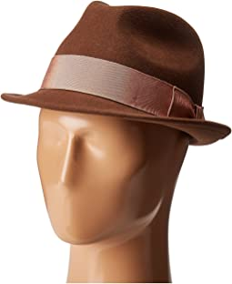 Floyd Traditional Wool Fedora Hat