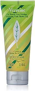 L'Occitane Verveine Exfoliating Fresh Shower Gel, 70ml