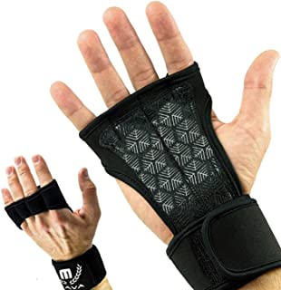 Mava Sports Cross Training Gloves with Wrist Support for WODs,Gym Workout,Weightlifting..